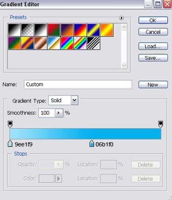 Create Skype Logo in Photoshop CS