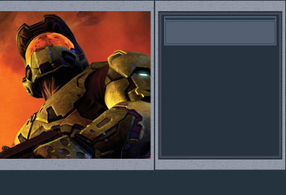Create Halo Game Web Header in Photoshop CS