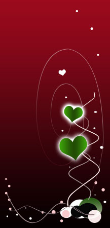 Create Valentine Day Background in Photoshop CS