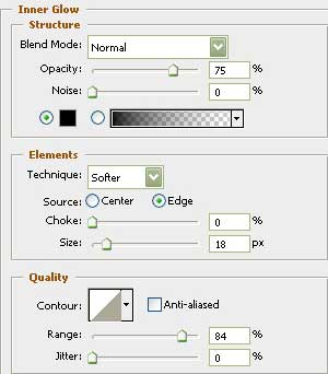Create Hi-Tech mp3 player interface in Photoshop CS