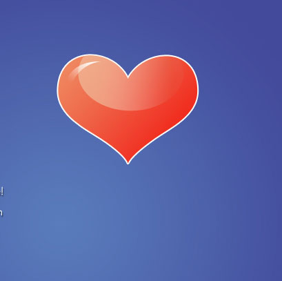 Create Valentine's Day Wallpaper in Photoshop CS