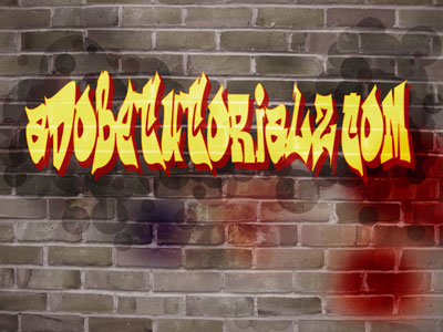 Create Graffiti Art Effects in Photoshop CS