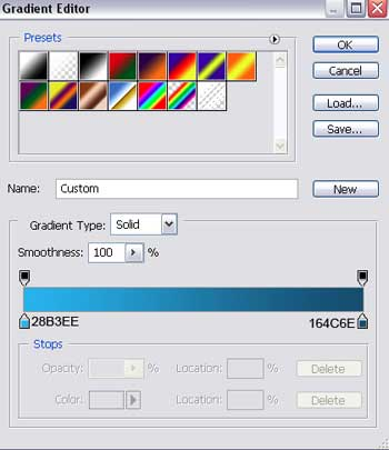 Create Graphic Design Studio Web Layout in Photoshop CS