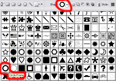 Create Contact Icon in Photoshop CS2
