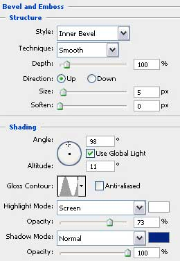 Designing King Icon in Photoshop CS2