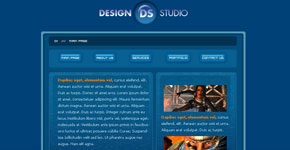 Design Studio Layout