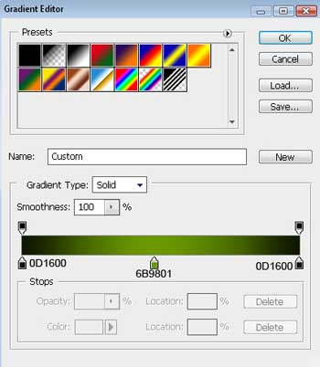 Create Graphic Art in Photoshop CS3