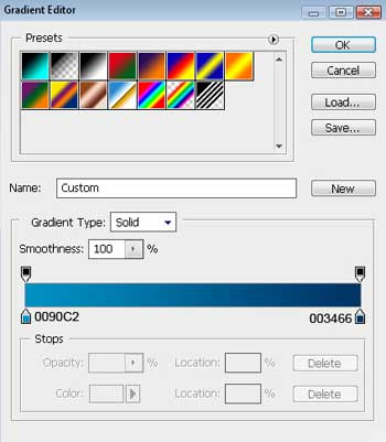 Create Creative Arts Studio Web Site Layout in Photoshop CS3