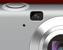 Designing Canon Digital Camera in Photoshop CS3