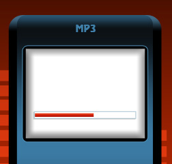 Create MP3 Player Illustration in Photoshop CS3