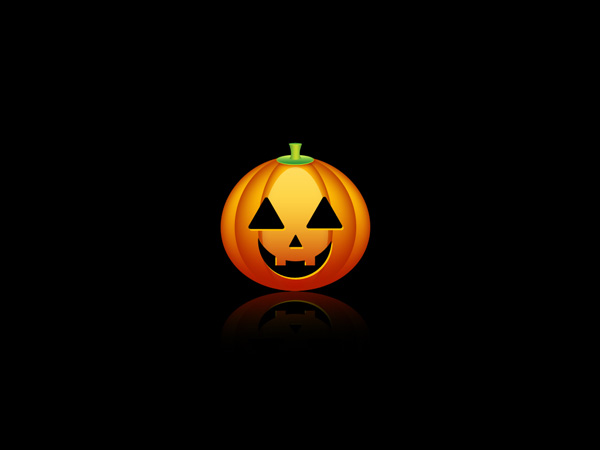 How to create Jack-o'-lantern in Adobe Photoshop