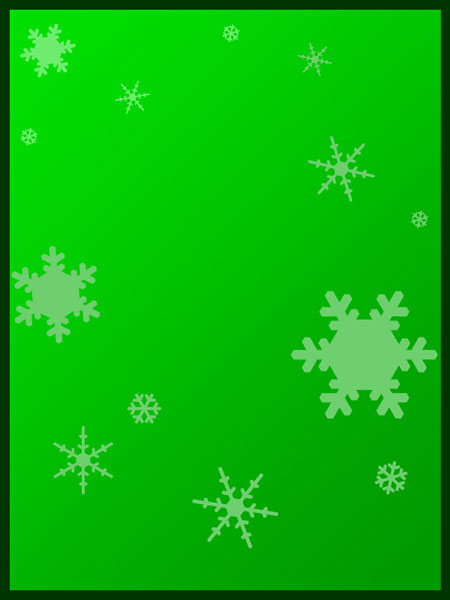 Create Merry Christmas Card in Photoshop CS3