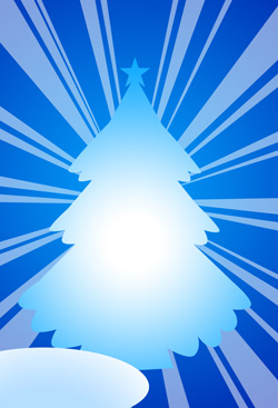 Create Dancing Santa Claus and Christmas Tree in Photoshop CS3