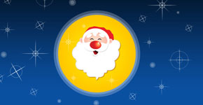 The Santa Claus Wallpaper