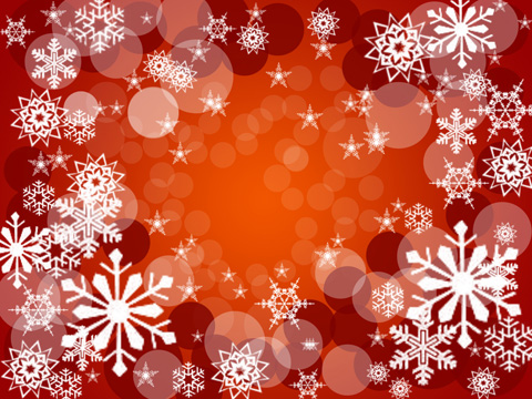 Create Christmas Snowflake in Photoshop CS3