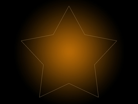 Create Christmas Star Wallpaper in Photoshop CS3