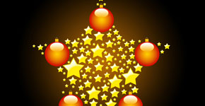 Christmas Star Wallpaper