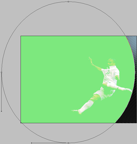 Create Ronaldinho Soccer Effects in Photoshop CS3