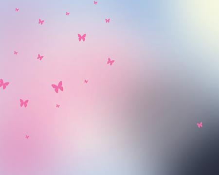 Create Flower Desktop Wallpaper in Photoshop CS3