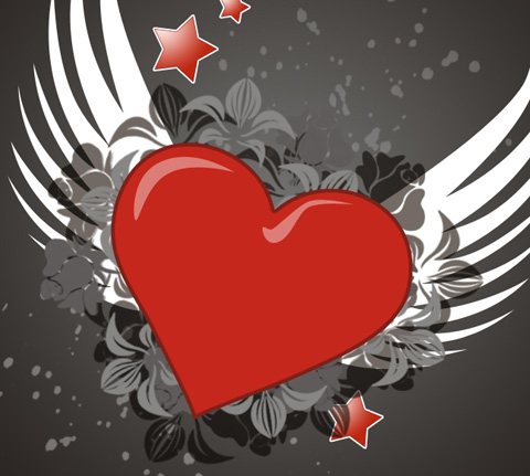 Valentine's Day Ideas in Photoshop CS3
