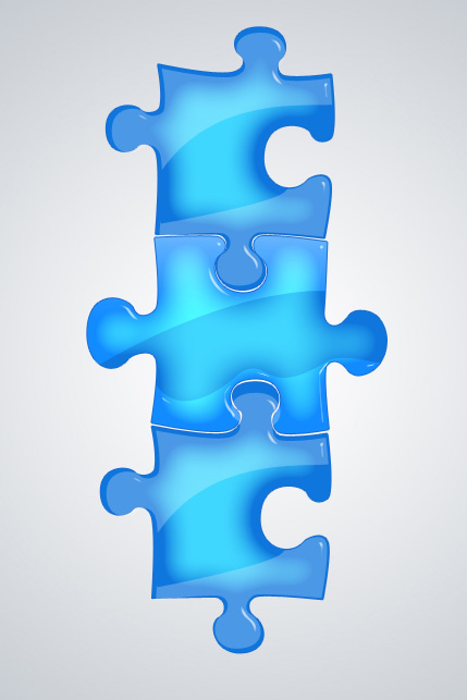 Create Personalized Puzzle Effects in Photoshop CS3