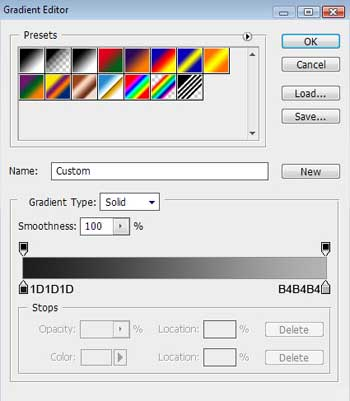 Create Zoom Player Skin Design in Photoshop CS3