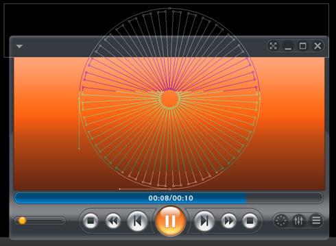 Create Zoom Player Skin Design in Photoshop CS3
