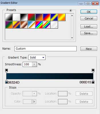Create Abstract Art Wallpaper in Photoshop CS3