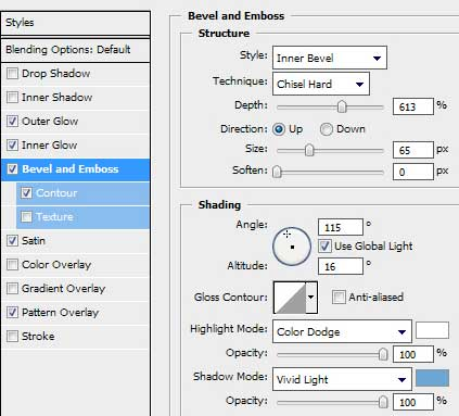 Create StarCraft Interface Design in Photoshop CS3