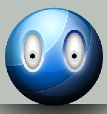 Create Angry Emoticon in Photoshop CS3