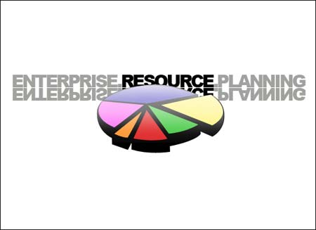 Create Logo for Enterprise Resource Planning Company in Photoshop CS