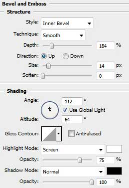Designing a Black Audio Player Interface in Photoshop CS3