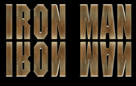 Create Iron Man Wallpaper in Photoshop CS3