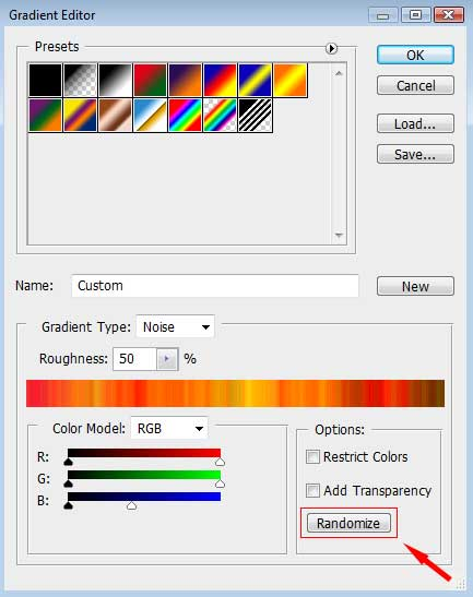 RSS Feed Design in Photoshop CS3