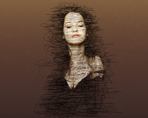 Создание Weaved эффекта на фото