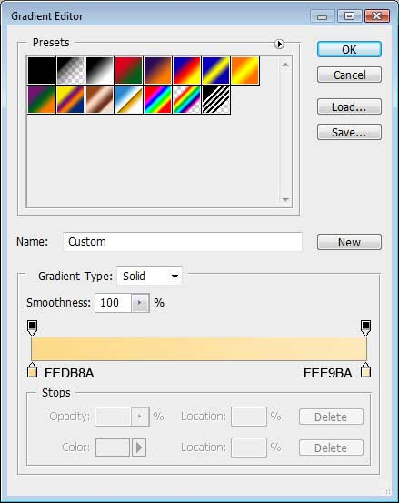 Create Glossy RSS icon in Photoshop CS3