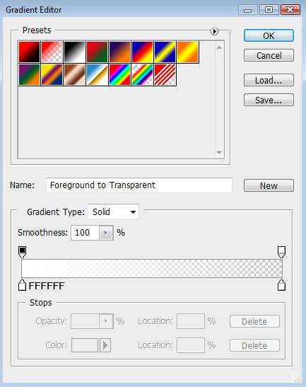 Create cool abstract background in Photoshop CS3
