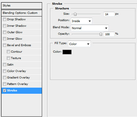 Create RSS button in Photoshop CS3