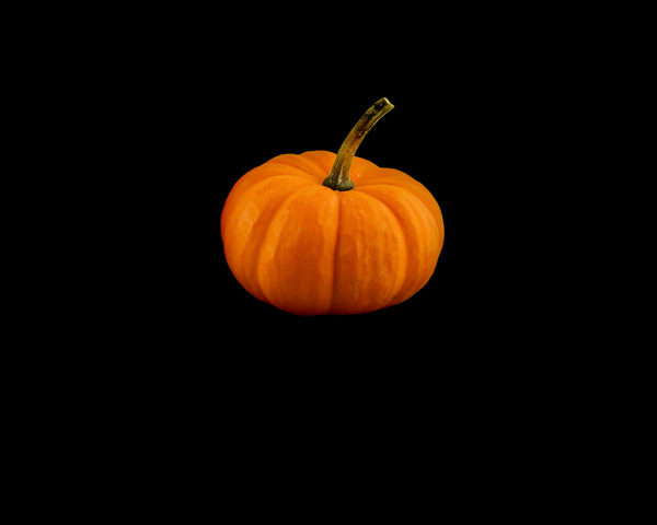 Design abstract background of a Halloween Pumpkin in Photoshop CS3