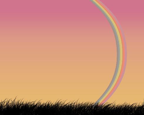 Create Sun Day Design Wallpaper in Photoshop CS3