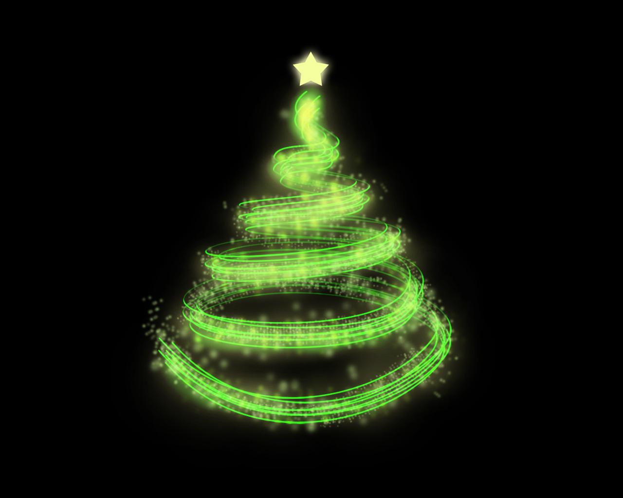 Merry Christmas Tree | Photoshop Tutorials @ Designstacks