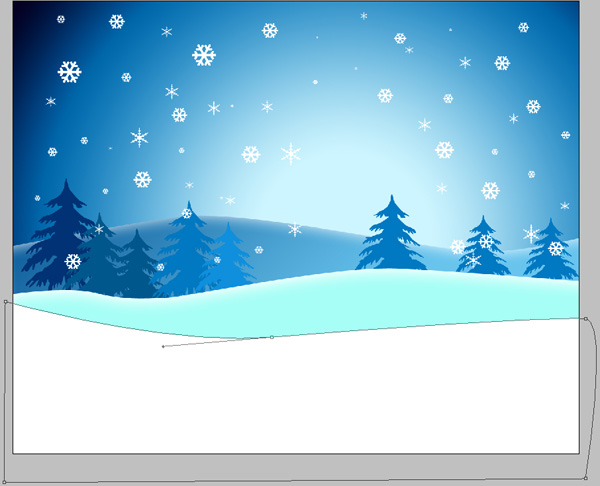 Create creative christmas cards in Photoshop CS3