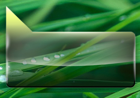 Create Green Nature Wallpaper in Photoshop CS3