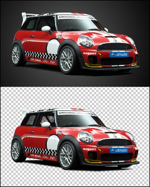 Mini Car Wallpaper