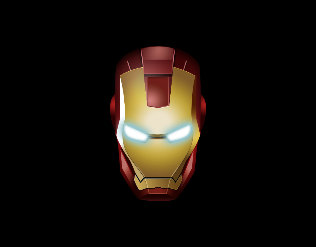 Create Iron Man movie wallpaper in Photoshop CS3