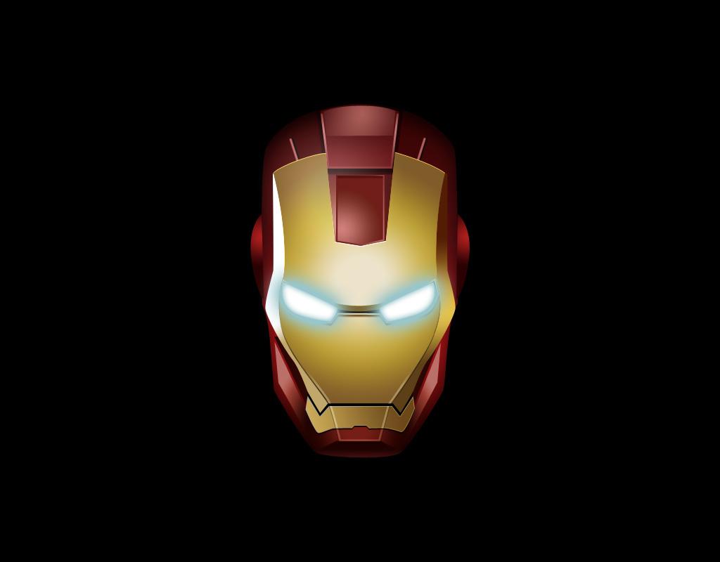 Create Iron Man movie wallpaper in Photoshop CS3