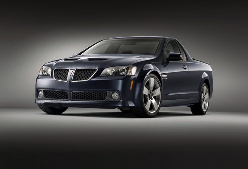 Start working with picture of a Pontiac G8 car (I use this image),