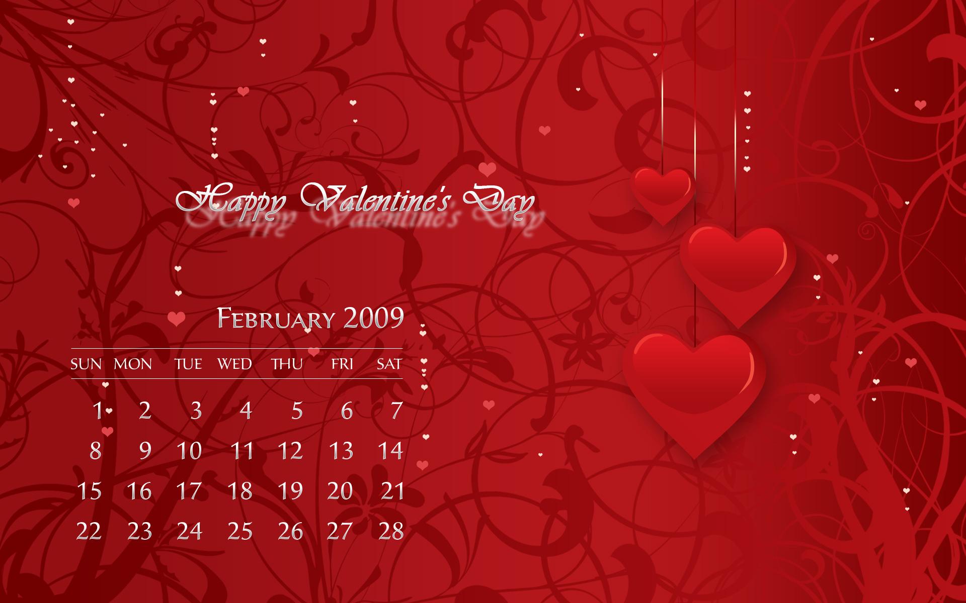 calendar wallpaper 2009 5a
