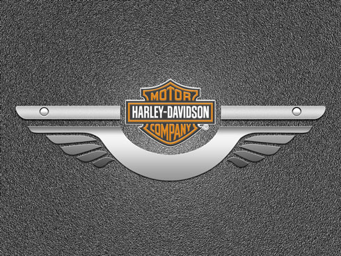 Creating a Harley Davidson Wallpaper in Photoshop CS3