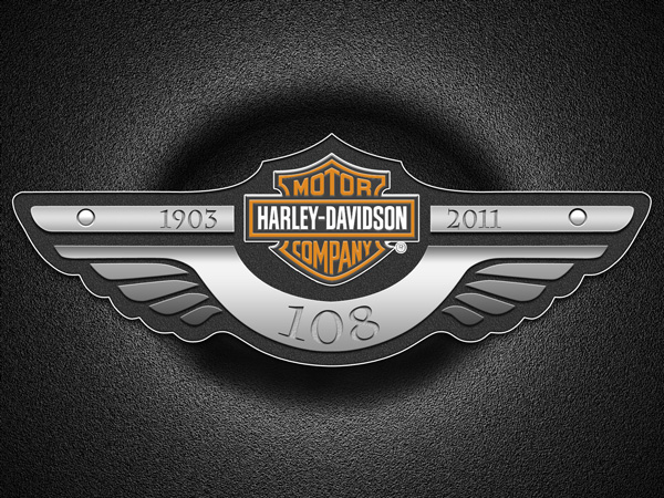 Freebie Release: Harley Davidson Poster – Free PSD